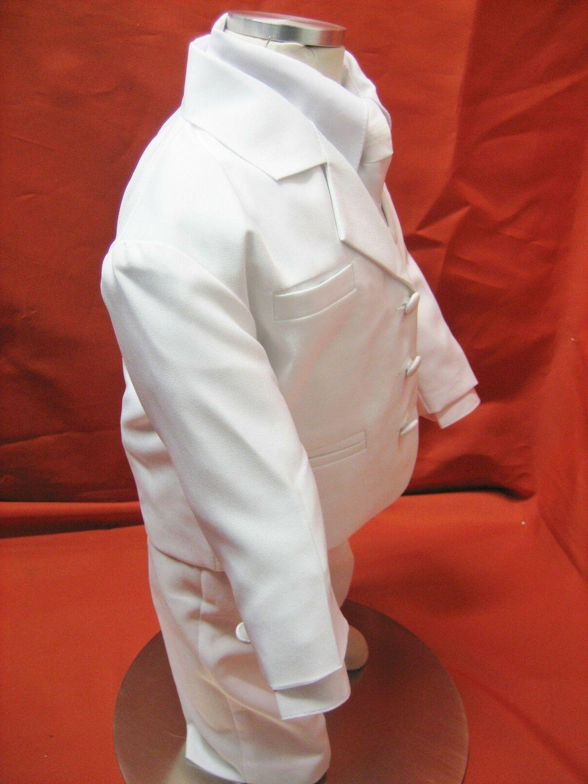Baby Baptism white Outfit/Sizes:XS-4T