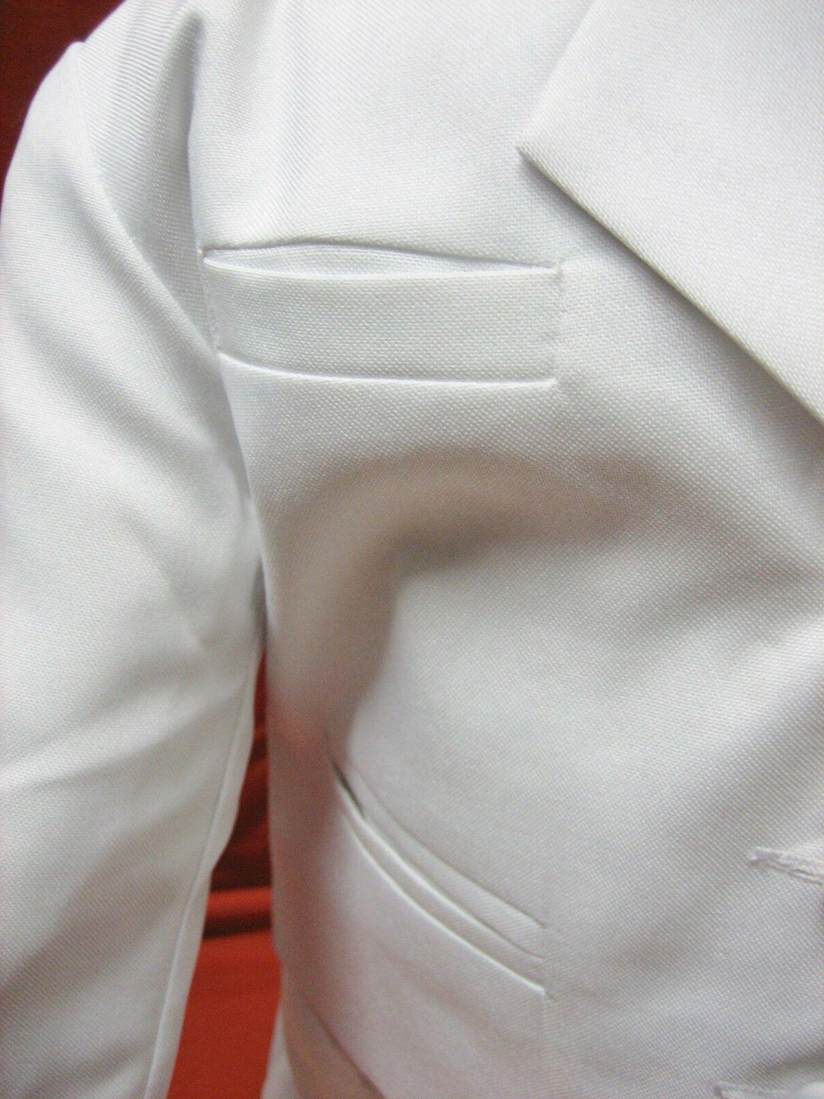 Baby white Suit/Wedding/Tie 5 Outfit/Sizes:XS-4T