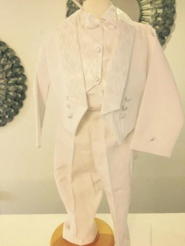 Baby Baptism Outfit Set 0,1,2,3,4