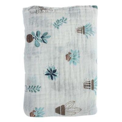 Baby Boy Cotton Newborn Towel