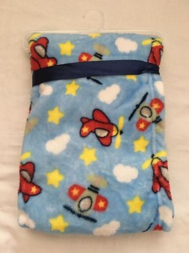 Baby Blanket Blankie 30x30 L12