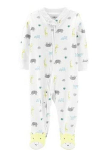 baby carter s giraffe and elephant sleep