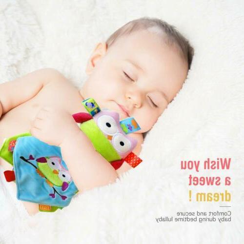 Baby Blanket Animal Travel Comforter