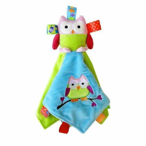 Baby Blanket Animal Comforter