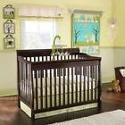 New 7 pcs Laura Ashley Baby Elephant Parade  Nursery Crib Be