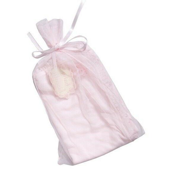 Baby Biscotti Girls Blanket Pink Cotton