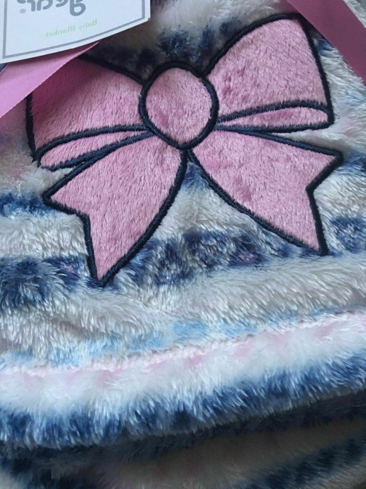Baby Shower Gift Soft Blankie Pink, L12