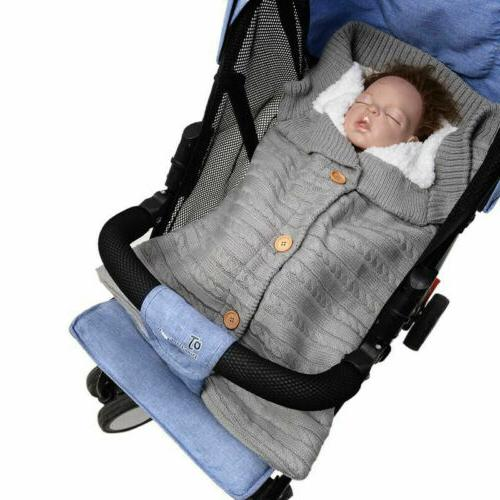 Wrap Blanket Stroller Sleeping Bag Warm
