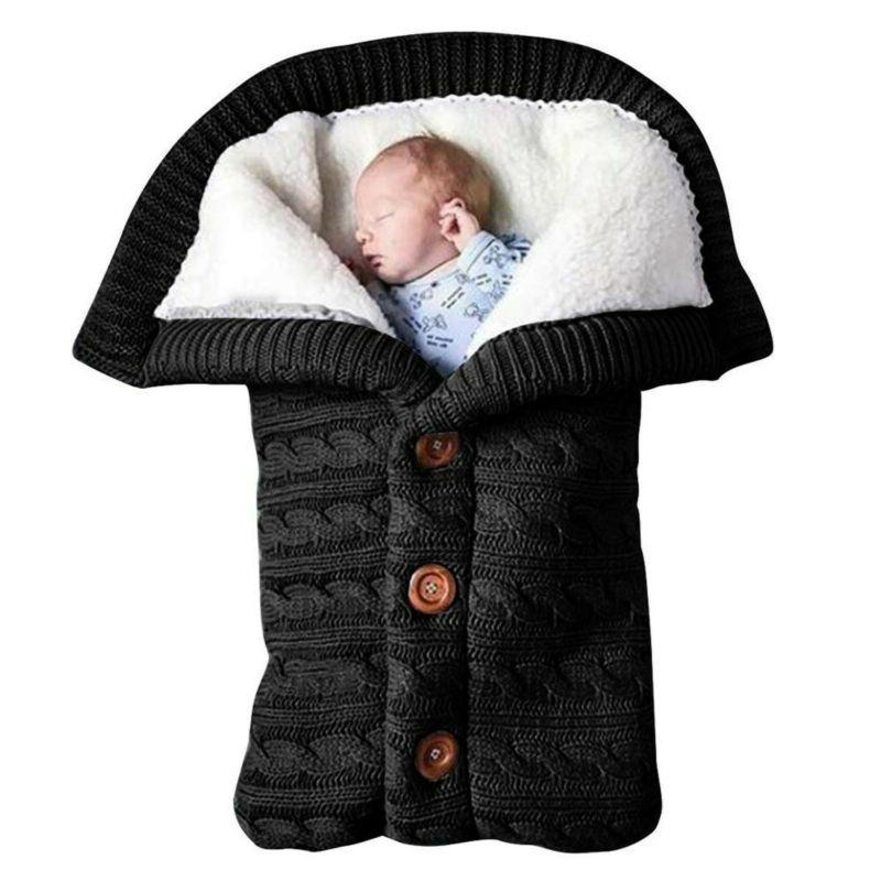 Baby Hooded Wrap Pushchair