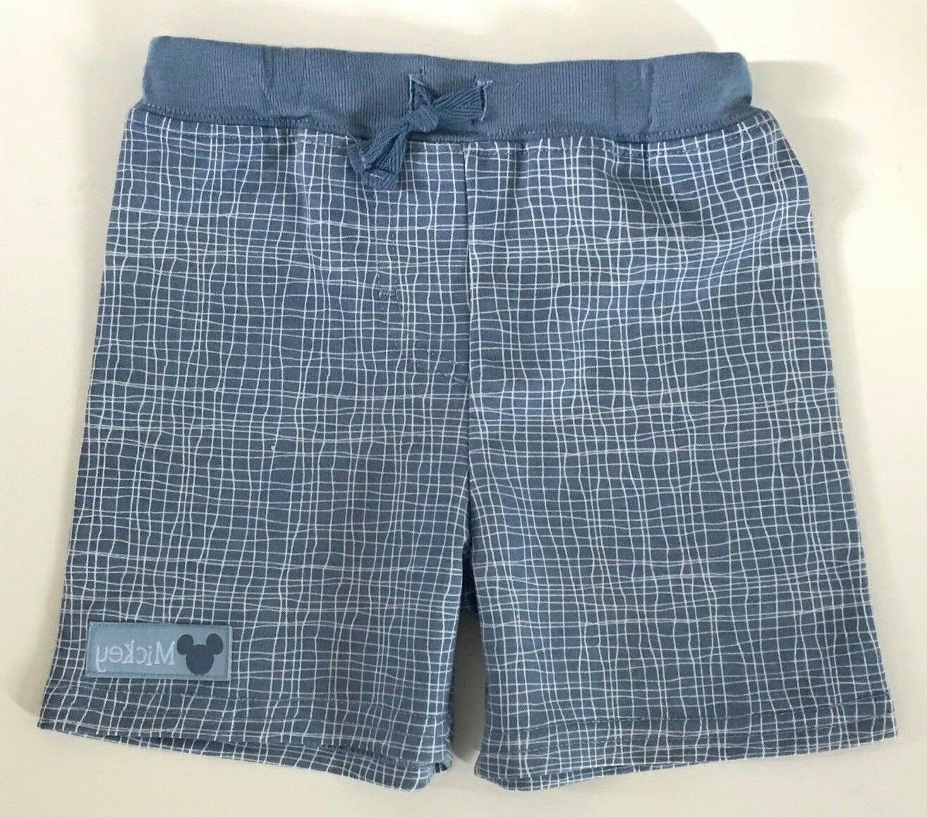 Disney Mouse Infant Boys Piece Shorts Set Size 3/6M