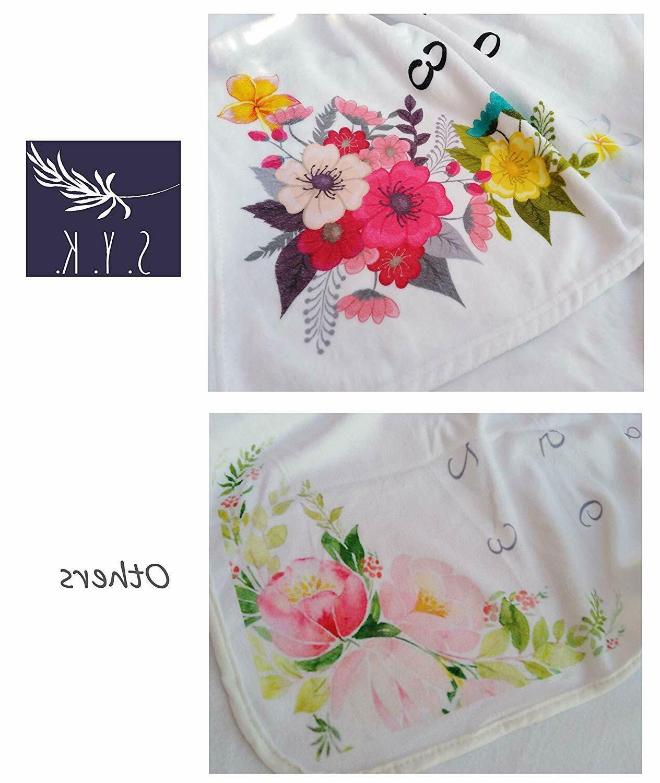 "Baby Blanket 40""x50"" Photography"