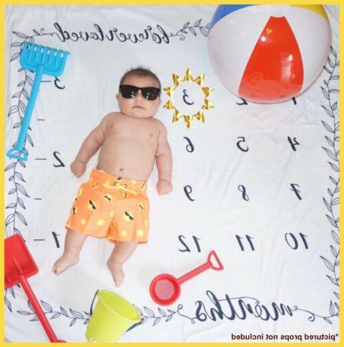 Baby - Monthly Photo - Great Baby Gift