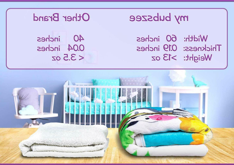 Baby Milestone for Boy Girl Super Soft