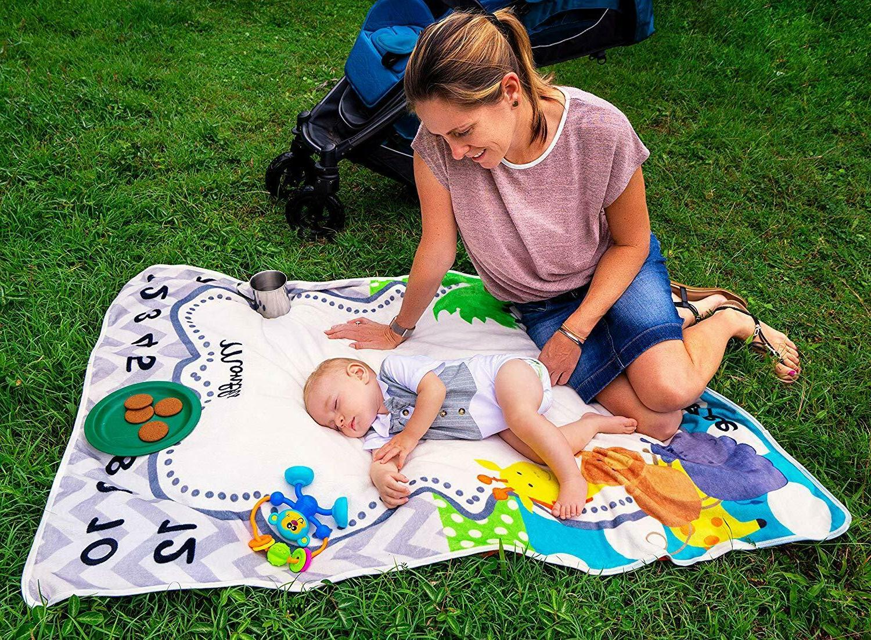 Baby Monthly Milestone Super Soft