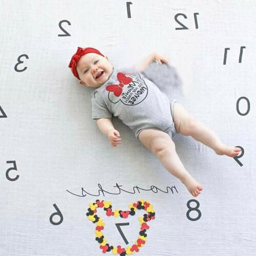Baby Milestone | Boy Girl - Baby Shower