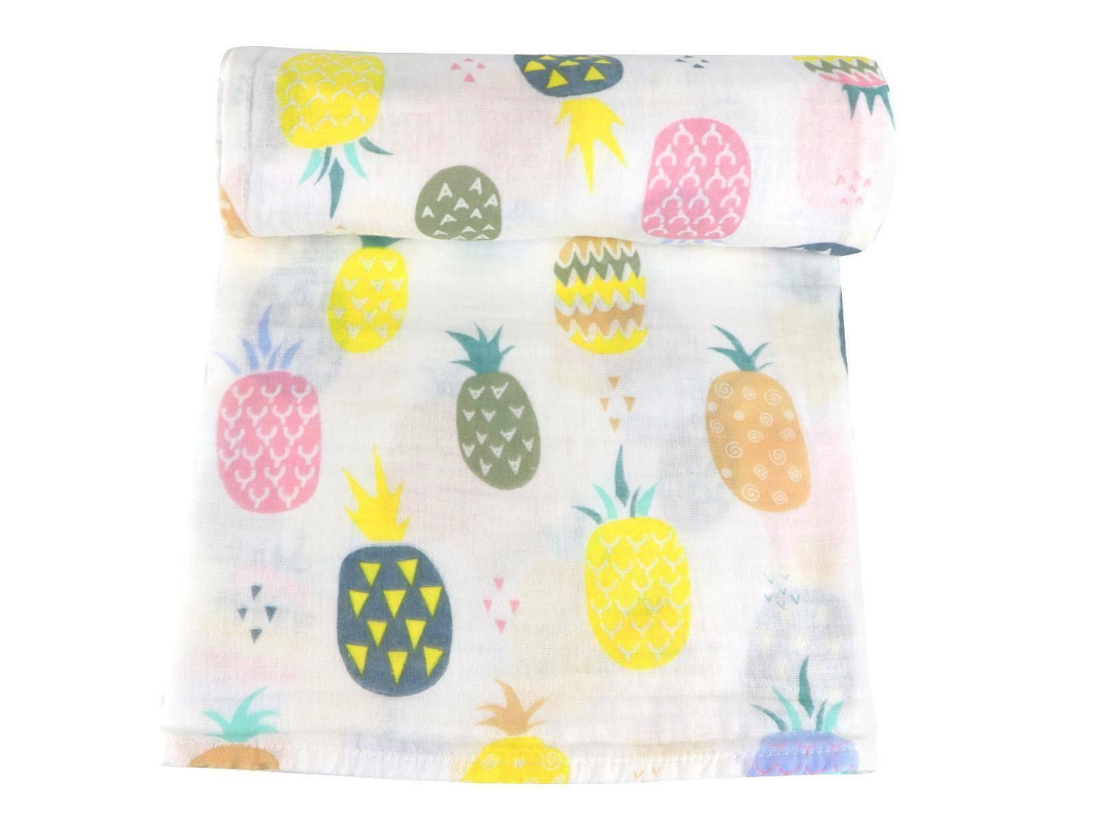 Baby Cotton Swaddle Blanket Wrap Cover