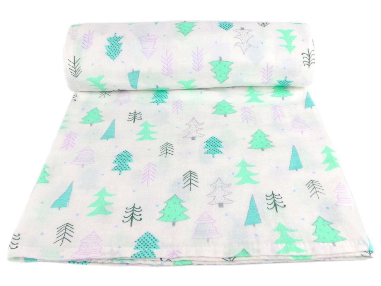 Baby Swaddle Blanket Nursing Cover Soft