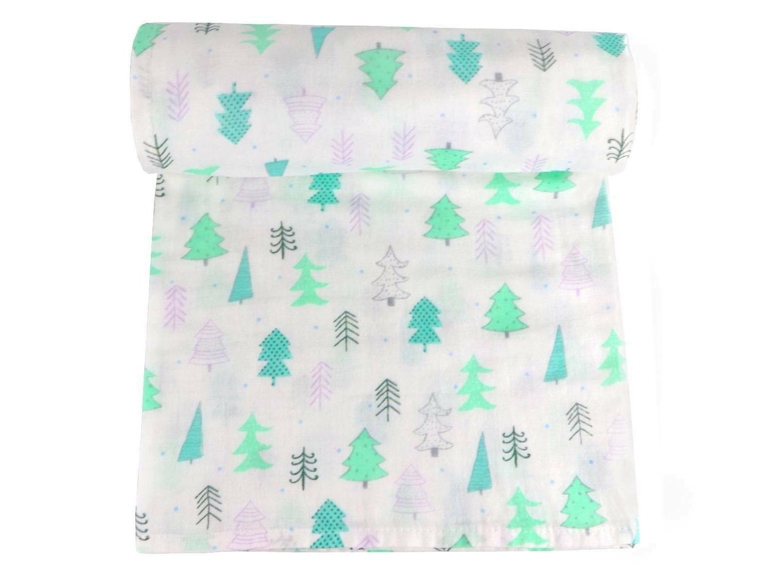 Baby Newborn Muslin Swaddle Cover