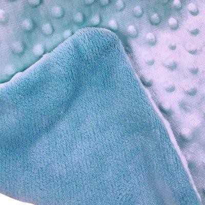 Baby Blanket Basket Infant Toddler Girl Boy