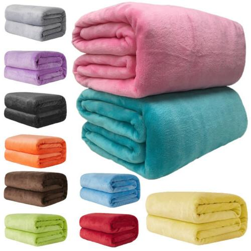 Baby Newborn Infant Blanket Pram Crib Basket Cashmere US