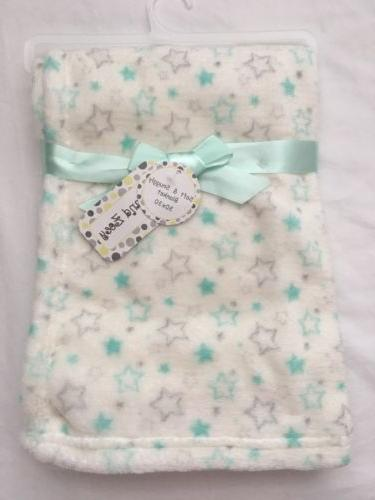 baby plush blanket shower gift soft blankie