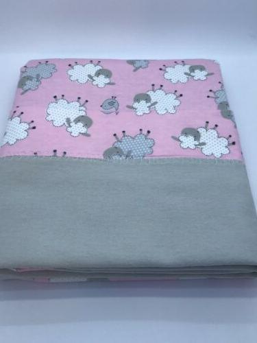 Baby Blanket, Swaddle Blanket Baby Sheep