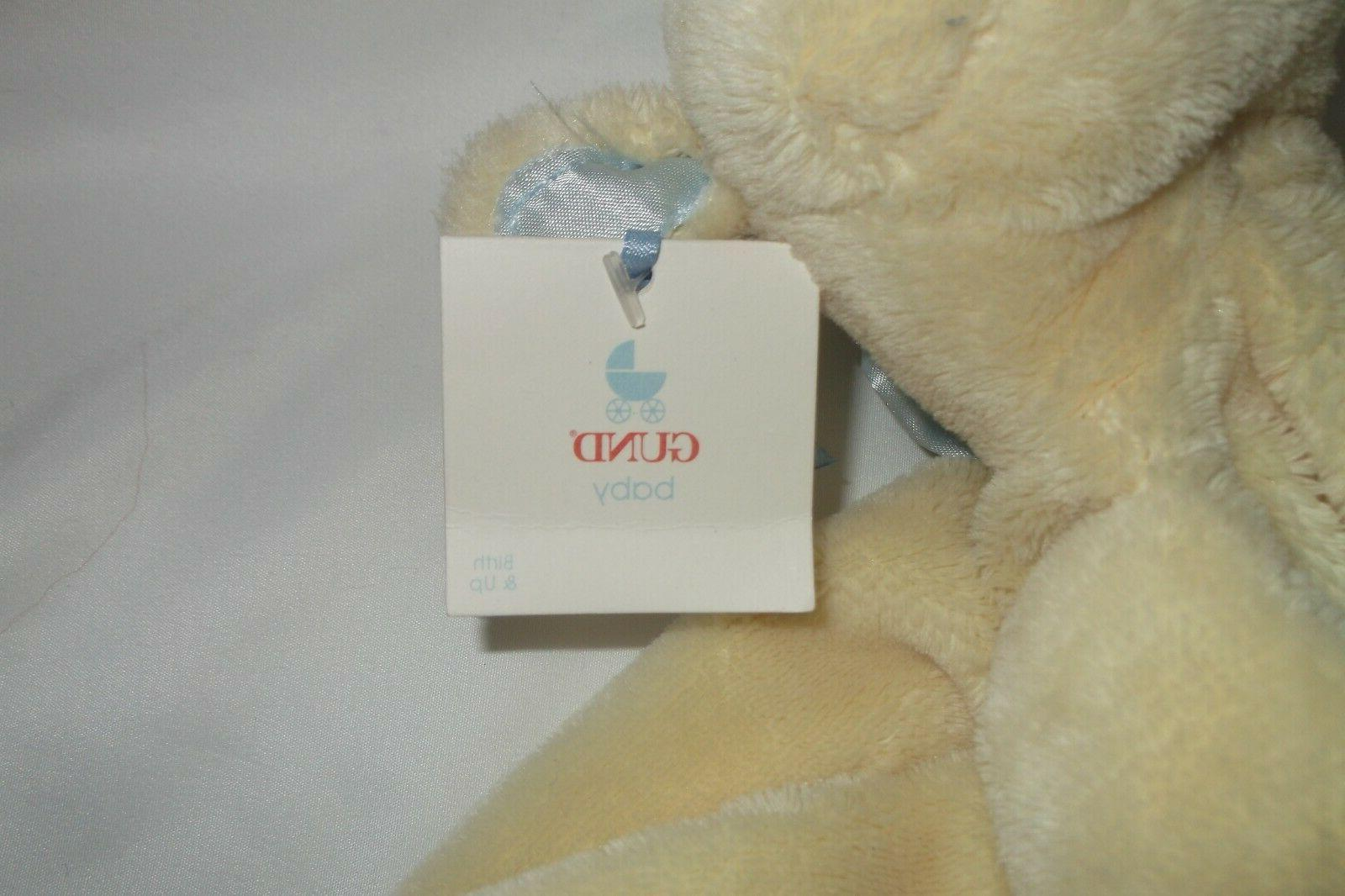 Gund Baby Tender Giraffe Security Blanket Lovey