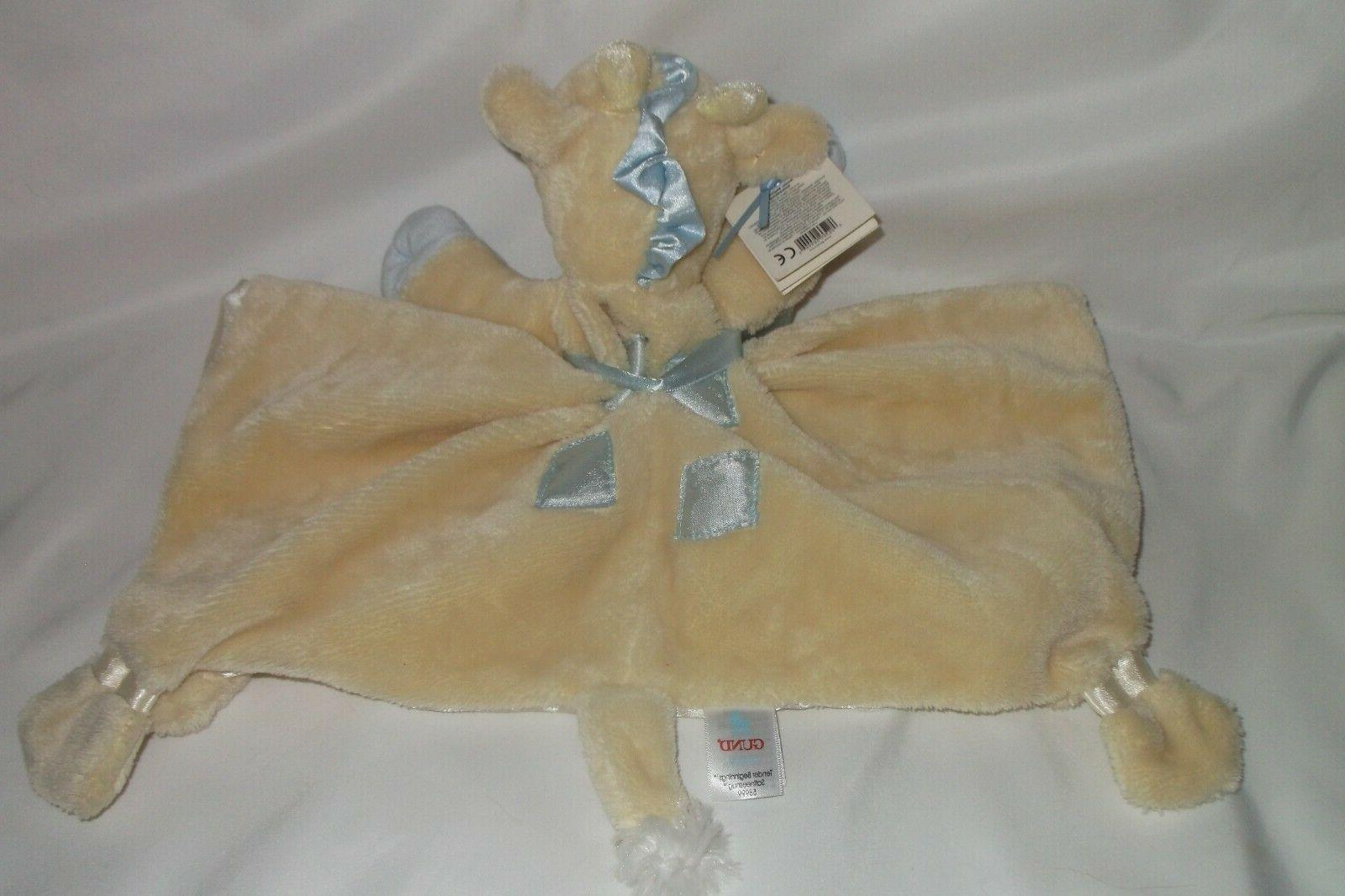 Gund Baby Tender Beginnings Security Blanket