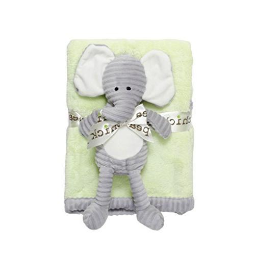 baby velboa plush blanket animal