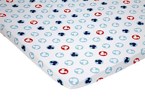 Disney Baby Bedding Mouse Portable Bedding
