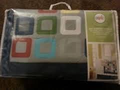 Circo Geometric Square 'N - 4 100% Cotton