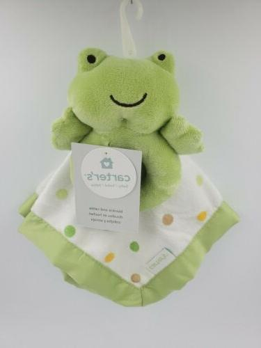 carter green frog rattle security