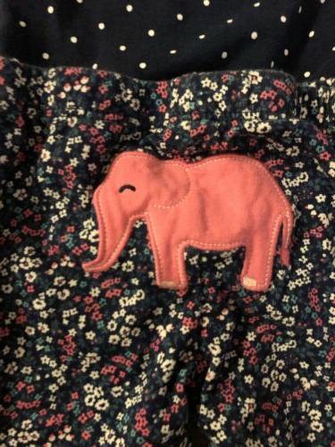 Carter's 2 Piece Elephant Months