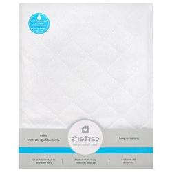 Carters Keep Me Dry flat quilted crib pad 27 x 36