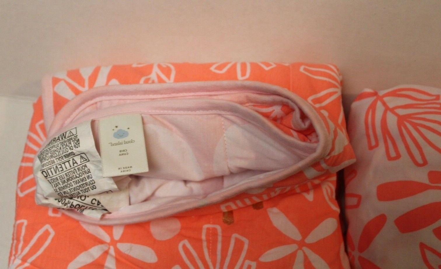 Cloud Island Baby Blanket