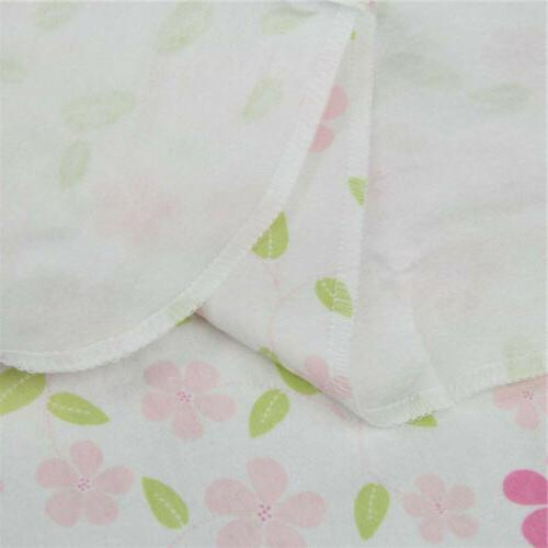 Cotton Swaddles Bed Crib Bedding