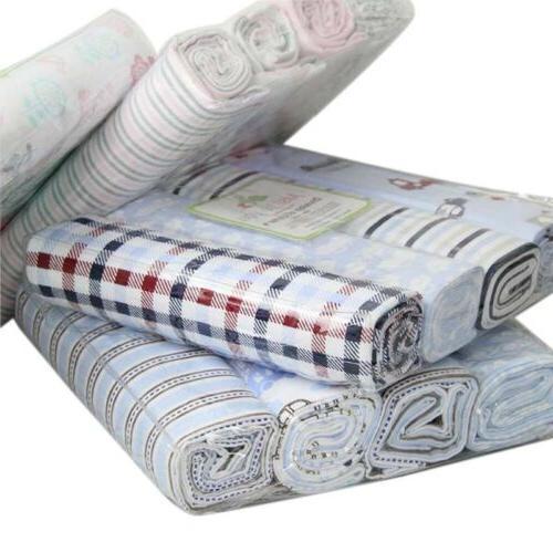 Cotton Swaddles Bed Sheet Crib Bedding