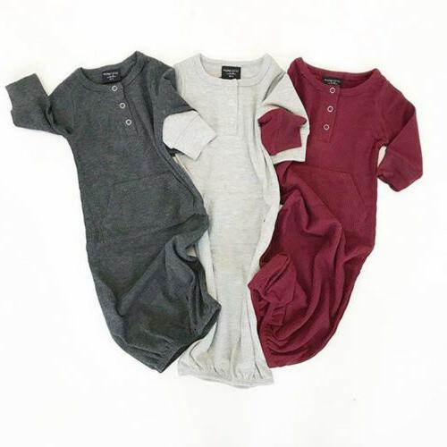 Newborn Girl Cotton Blanket Sleeping Bag