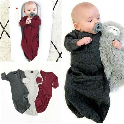 Newborn Infant Girl Cotton Blanket Sleeping
