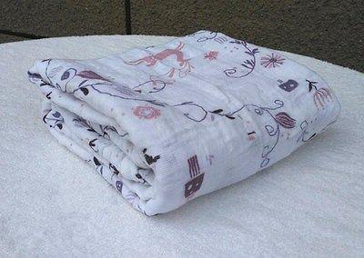 cotton muslin baby swaddle blanket wrap newborn