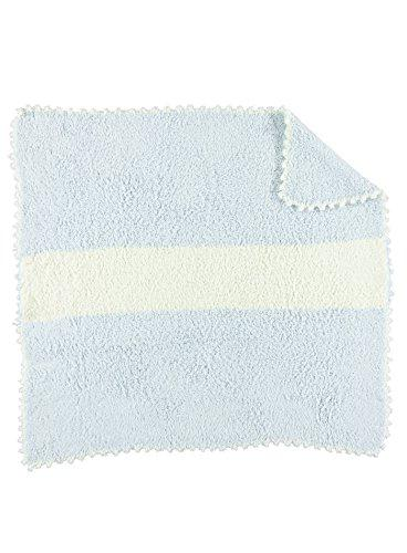 cozy chic striped receiving blanket