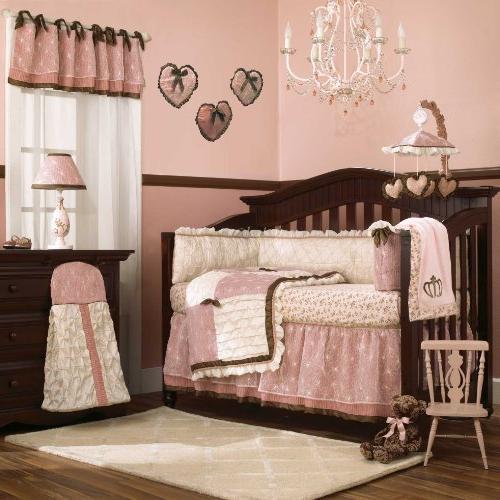 daniella baby crib bedding set