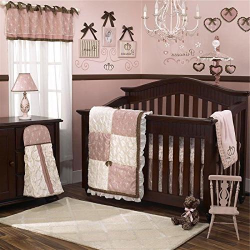 daniella crib bedding set