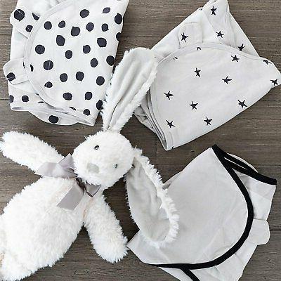 Easy Swaddle Adjustable Infant Baby Wrap Set 2 Ely's...