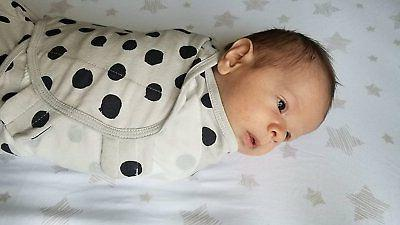 Easy Swaddle, Adjustable Baby Set 2 Ely's...