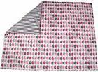 Bacati - Elephants 4-Piece Toddler Bedding Set 100% Cotton P