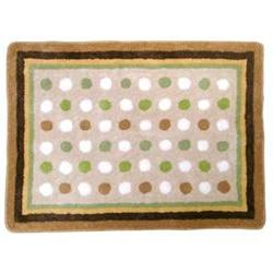 Lambs and Ivy Enchanted Forest Rug, Green