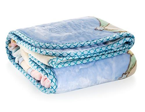 extremely soft plush mink blanket