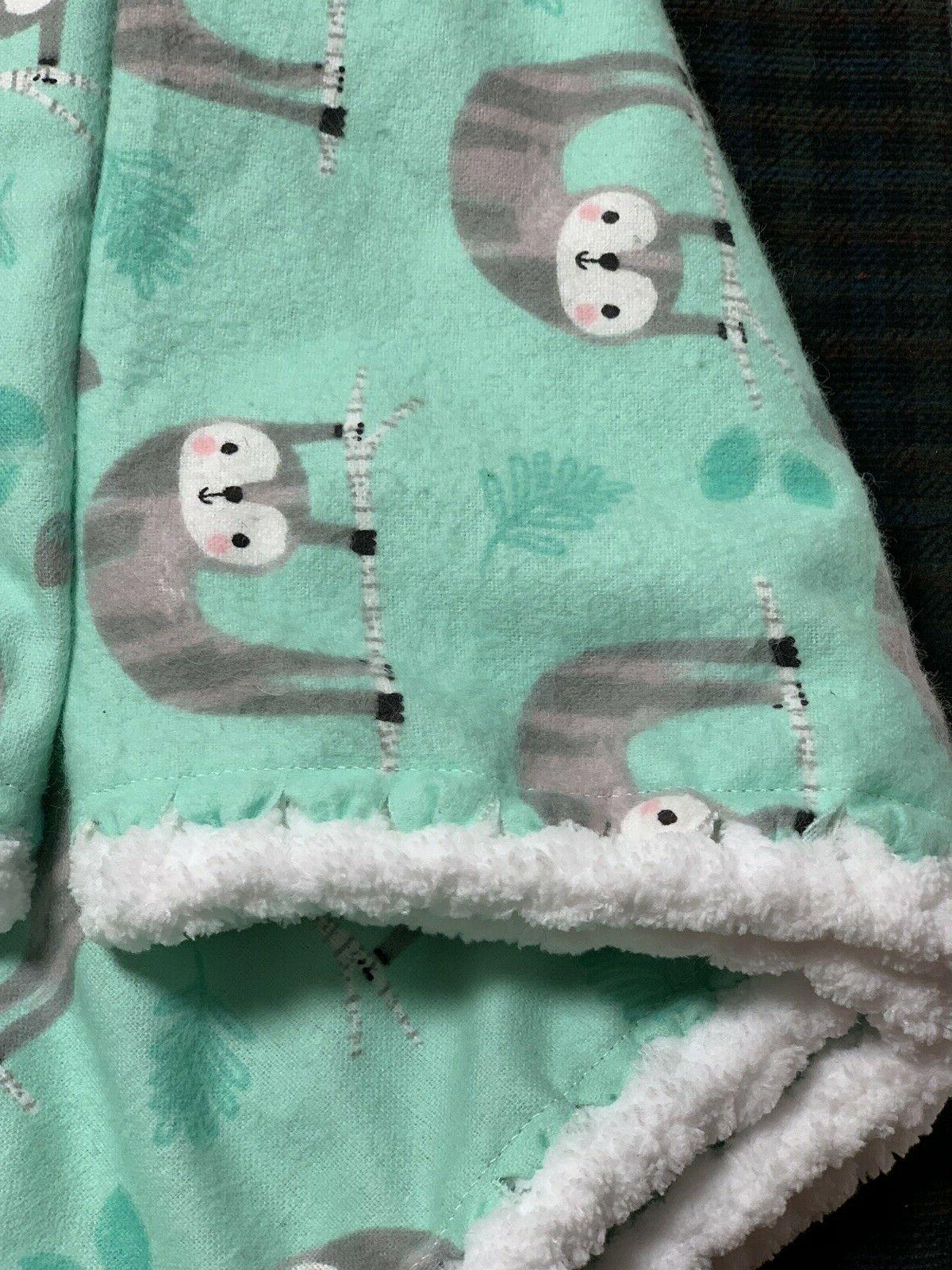 blanket - Sloths -
