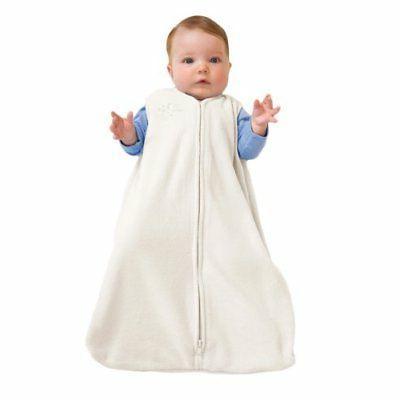 Fleece SleepSack Wearable in - Small